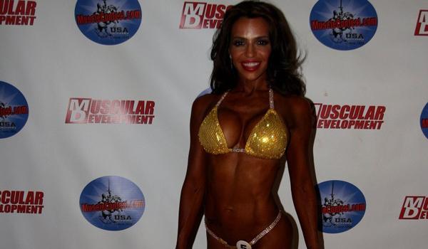 Vida Guerra's IFBB Bikini Pro Career