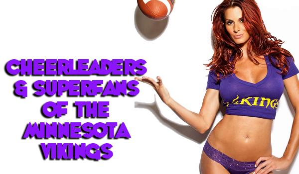42 Hottest Minnesota Vikings Cheerleaders