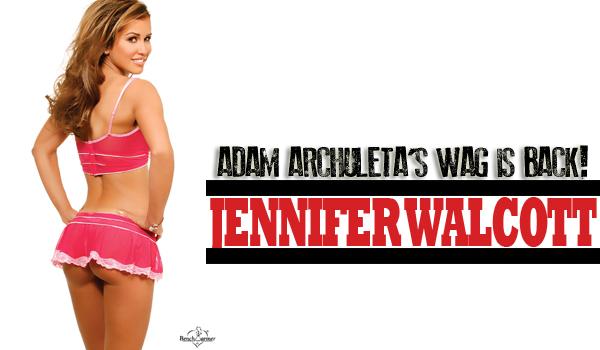 Jennifer Walcott-Archuleta Is Back On Scene | Daily Girls @ Female Update