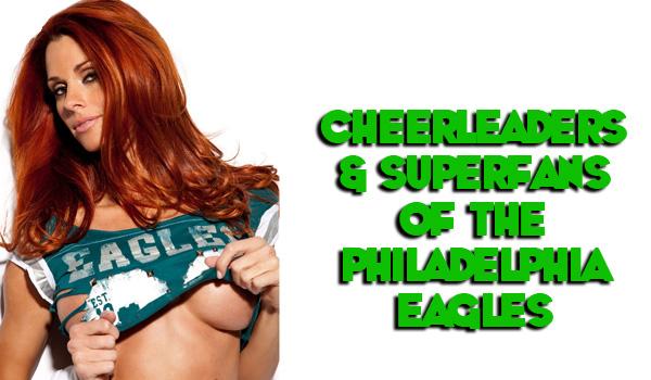 44 Hottest Philadelphia Eagles Cheerleaders | Daily Girls @ Female Update