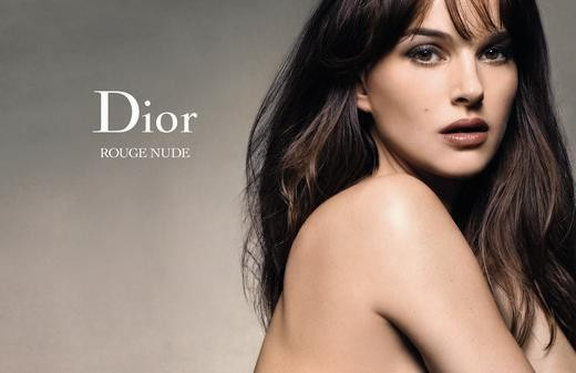 Natalie Portman naked in new ads for Dior | Daily Girls @ Female Update
