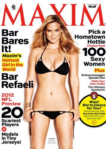 Bar Refaeli | Maxim | Daily Girls @ Female Update