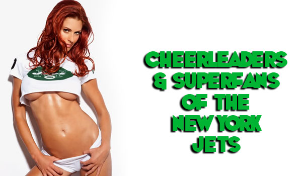 47 Hottest New York Jets Cheerleaders & Sexy fans | Daily Girls @ Female Update