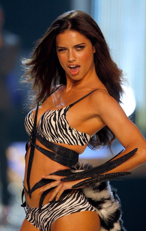 Adriana Lima's Sexiest Photos | Daily Girls @ Female Update