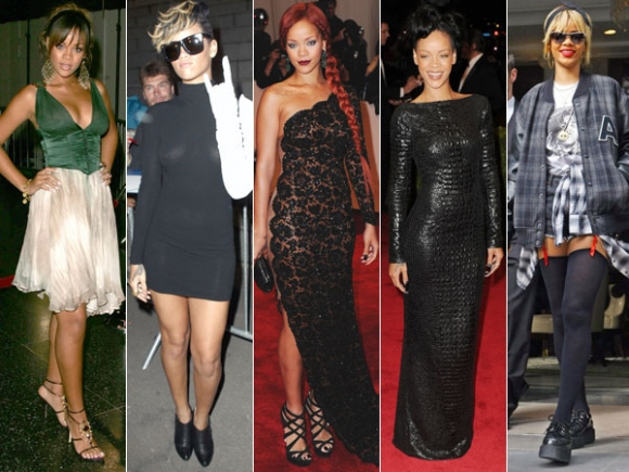 Rihanna Style Retrospective | Daily Girls @ Female Update