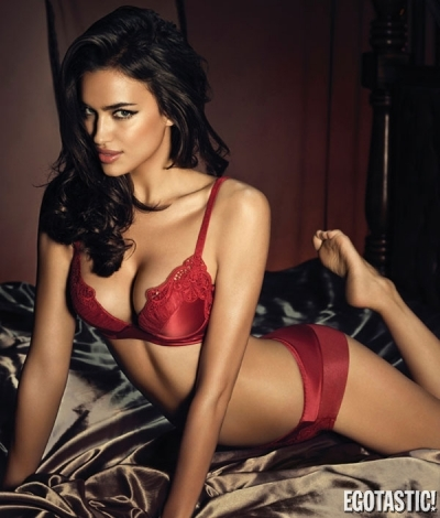 Irina Shayk Lingerie Picts Turn Silk Into Awesome | Daily Girls @ Female Update