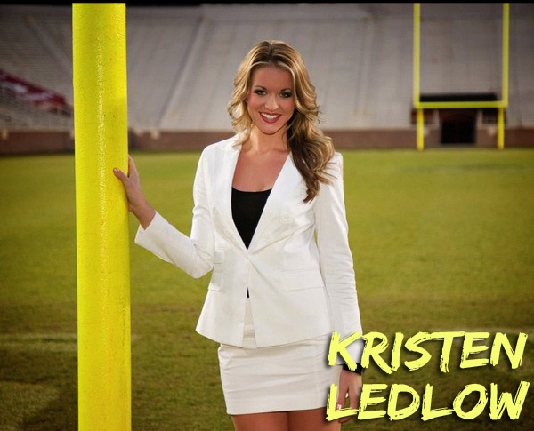 2012 College Football Sideline Reporters | Daily Girls @ Female Update