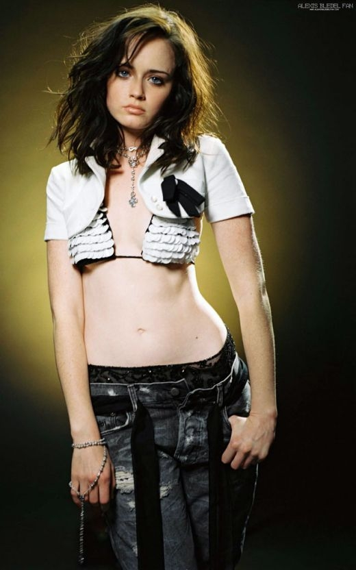 Sexy Alexis Bledel Pics | Daily Girls @ Female Update