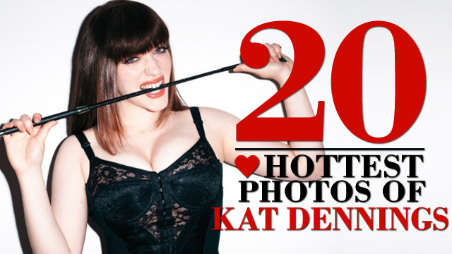 The 20 Hottest Photos of Kat Dennings | Daily Girls @ Female Update