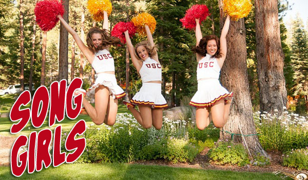 USC Song Girls – The 210 Best Photos | Daily Girls @ Female Update