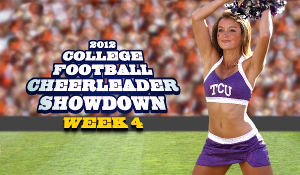 College Football 2012 Week 4: Cheerleader Edition | Daily Girls @ Female Update