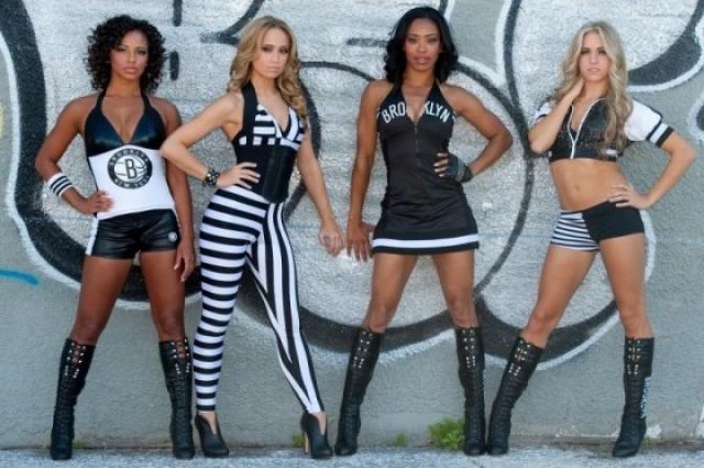 Brooklyn Nets Cheerleading Uniforms | Daily Girls @ Female Update