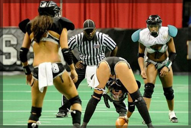 The Top 5 Things We'll Miss About NFL Replacemen | Daily Girls @ Female Update