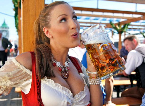 The Girls of Oktoberfest | MadeMan.com | Daily Girls @ Female Update