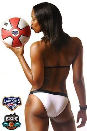 Bikini Basketball Might Soon Be Playing | Daily Girls @ Female Update