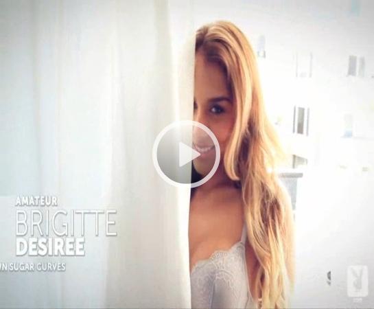 Brigitte Desiree Brown in Playboy | Daily Girls @ Female Update