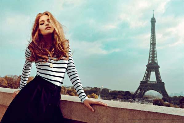 Oh La La – French Girls are Fabulous | Daily Girls @ Female Update