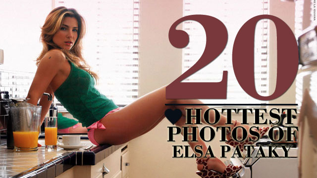 The 20 Hottest Photos of Elsa Pataky  | HEAVY | Daily Girls @ Female Update
