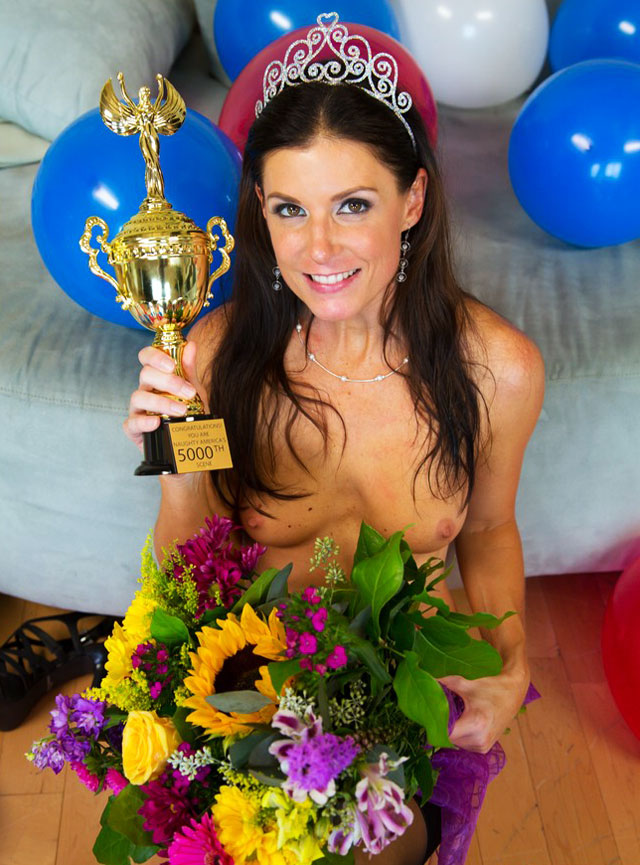 Milf India Summer Awarded Miss Naughty 5000 | Daily Girls @ Female Update