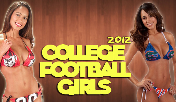 Hottest Girls Of College Football | Daily Girls @ Female Update
