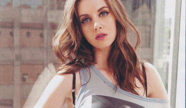 Alison Brie In Nylon Magazine | Daily Girls @ Female Update