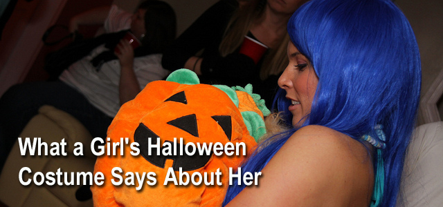 What a girl's Halloween costume says about her | Daily Girls @ Female Update