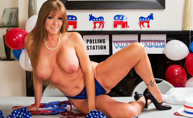 Darla Crane Election Day Coverage | Daily Girls @ Female Update
