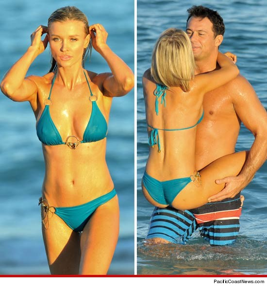 Joanna Krupa — The Hot, Wet Bikini Hook-Up | Daily Girls @ Female Update
