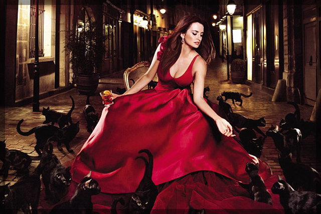 Penelope Cruz sexy Campari calendar pictures | Daily Girls @ Female Update