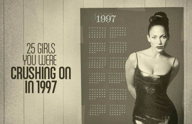 25 Girls You Were Crushing On in 1997 | Daily Girls @ Female Update
