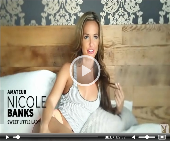 Nicole Banks Poses for Playboy   Daily Girls @ Female Update