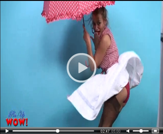 Kelli Smith on Pinup Wow   Daily Girls @ Female Update