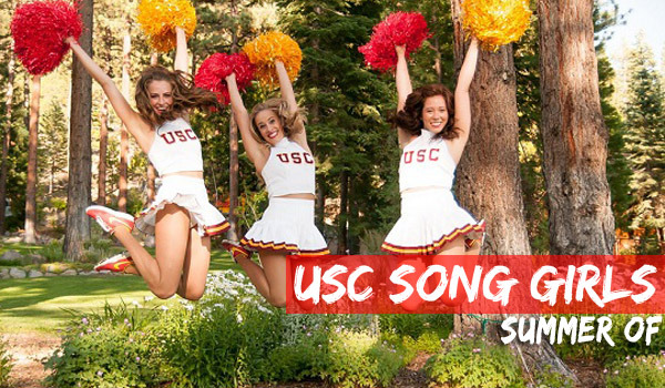 61 Best USC Song Girls Photos For Summer | Daily Girls @ Female Update