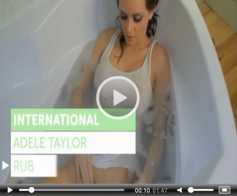 Adele Taylor in the Bath for Playboy | Daily Girls @ Female Update