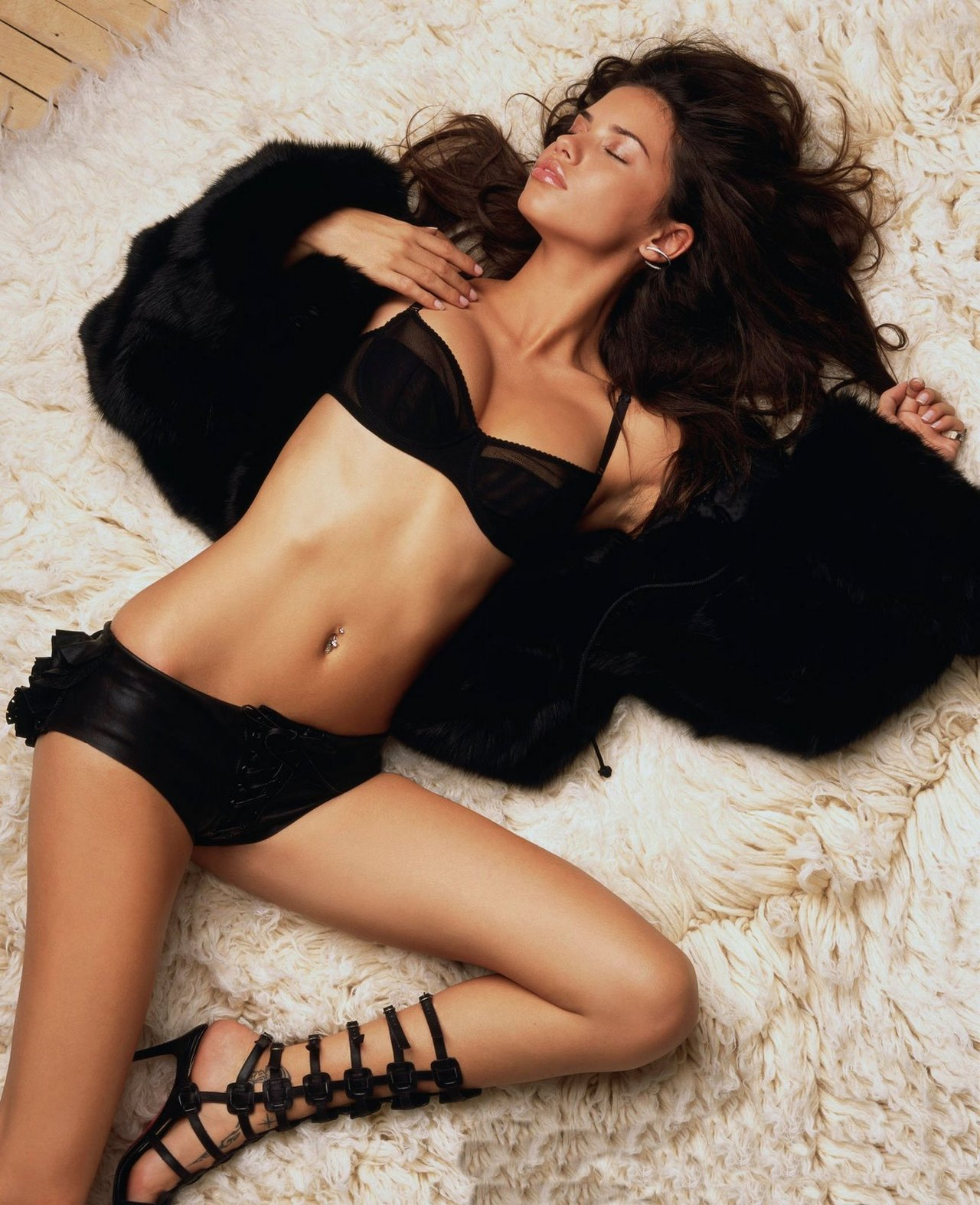 Adriana Lima: Brazilian Victoria's Secret Model