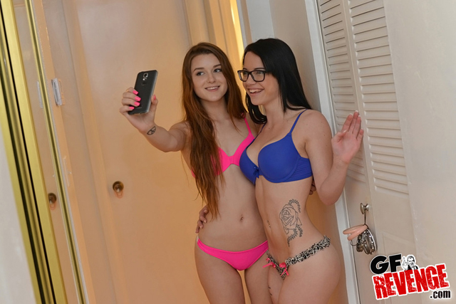Alex Mae & Nicolette Austin | Daily Girls @ Female Update
