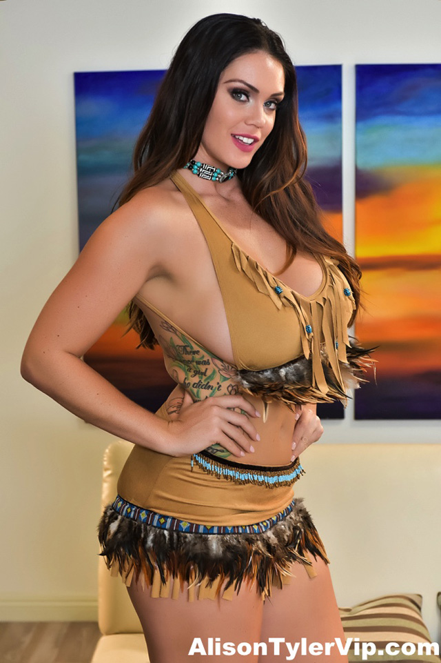 Alison Tyler | Daily Girls @ Female Update
