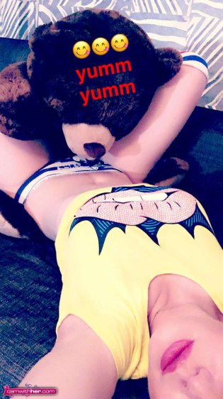 Angel Jones Snapchat is Fire at CamWithHer | Daily Girls @ Female Update