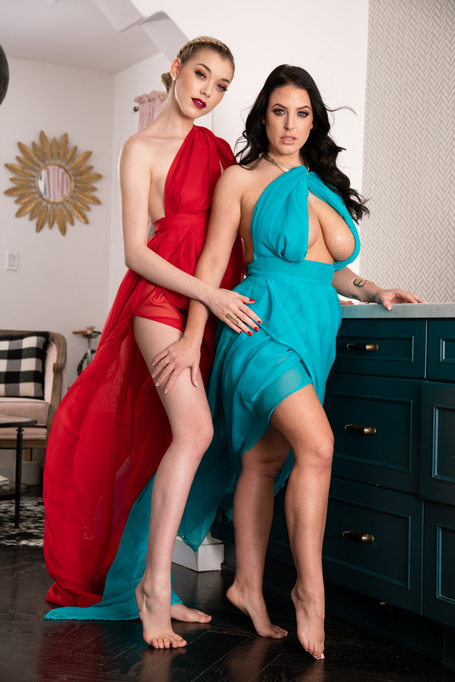 Anny Aurora & Angela White | Daily Girls @ Female Update