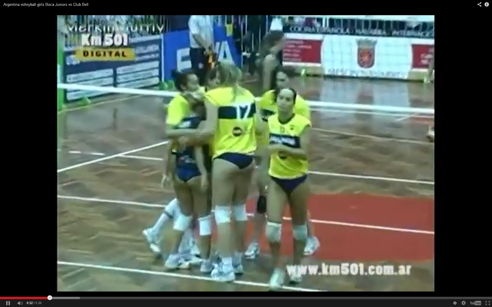 Argentina Volleyball Girls | Daily Girls @ Female Update