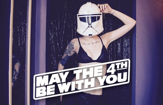 Ari Dee: May the Fourth Be With You | Daily Girls @ Female Update
