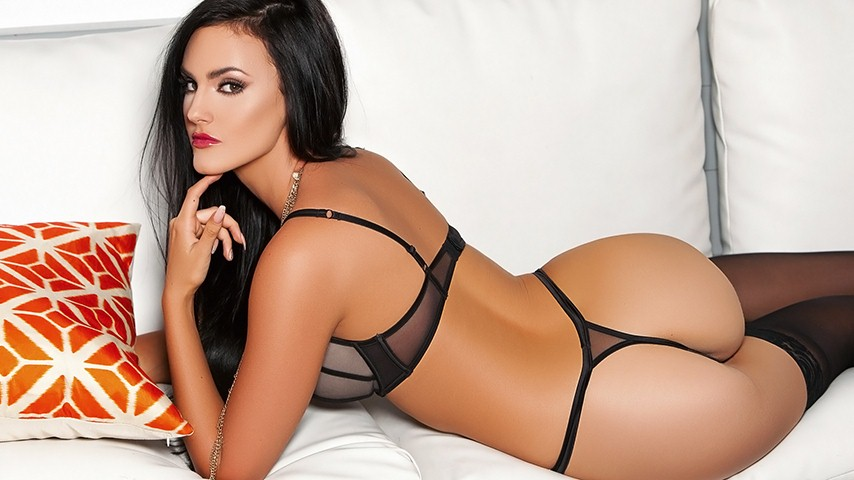Ashleigh Hannah in Come And Get It for Playboy