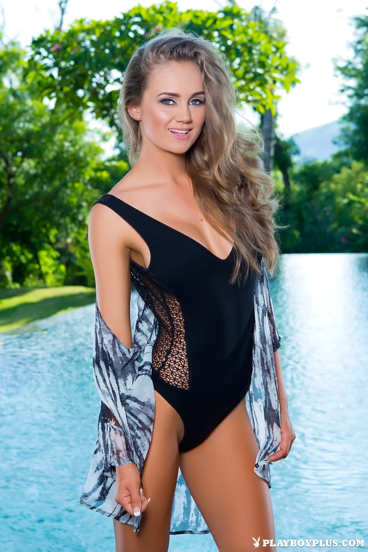 Ashleigh McAuliffe Model of the Month July 2015 | Daily Girls @ Female Update