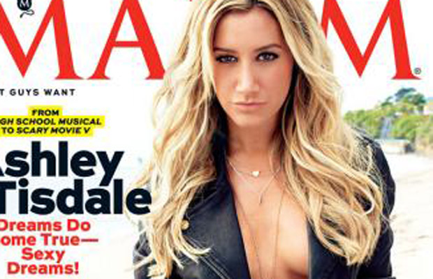 Ashley Tisdale Brings Her Mom On Sexy Photo Shoots