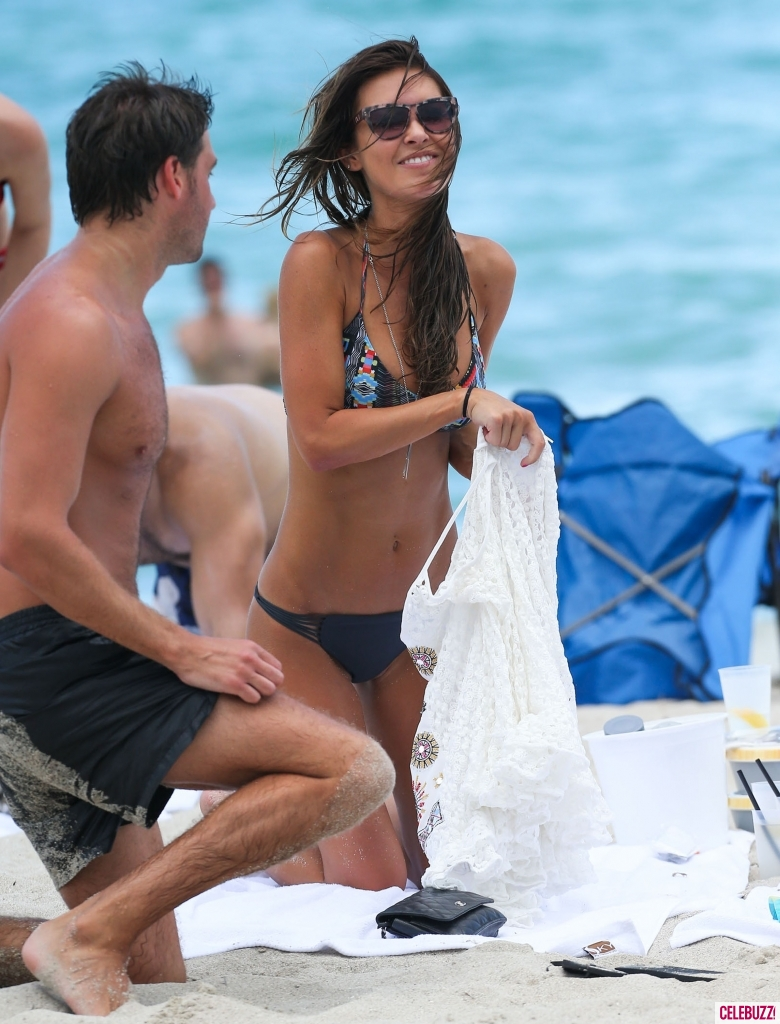 Audrina Patridge Shows Off Her Bronzed Bikini Bod | Daily Girls @ Female Update