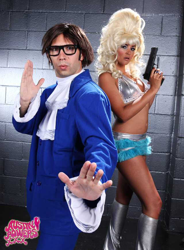 Austin Powers XXX Parody | Daily Girls @ Female Update