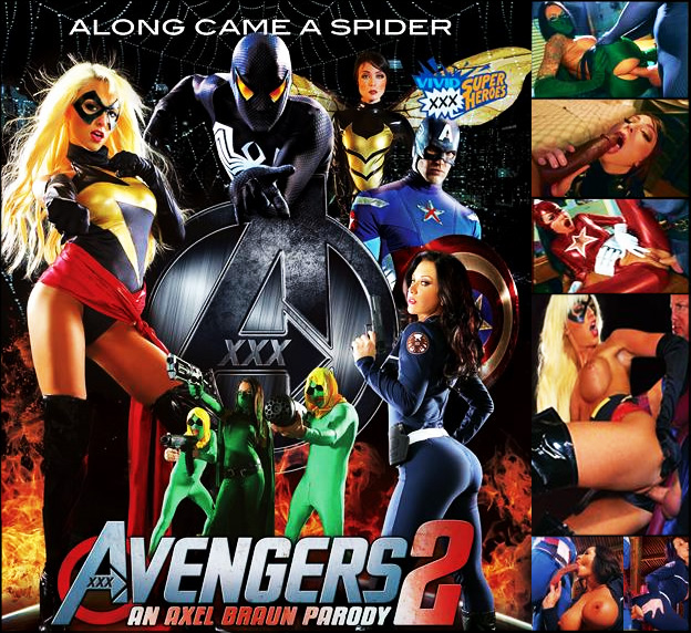 Avengers XXX 2 Parody Released | Daily Girls @ Female Update
