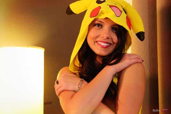Bailey Knox – The Rare Pokemon | Daily Girls @ Female Update
