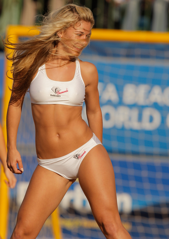 Beach Cheerleaders | Daily Girls @ Female Update