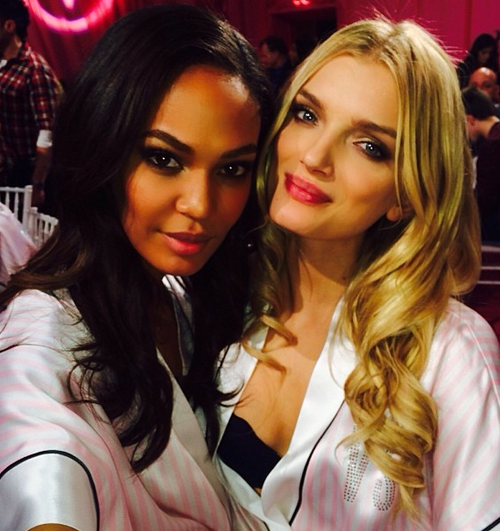 Behind The Scenes –  Victoria Secret Fashion Show | Daily Girls @ Female Update
